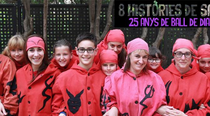 El ball de diables infantil celebra 25 anys