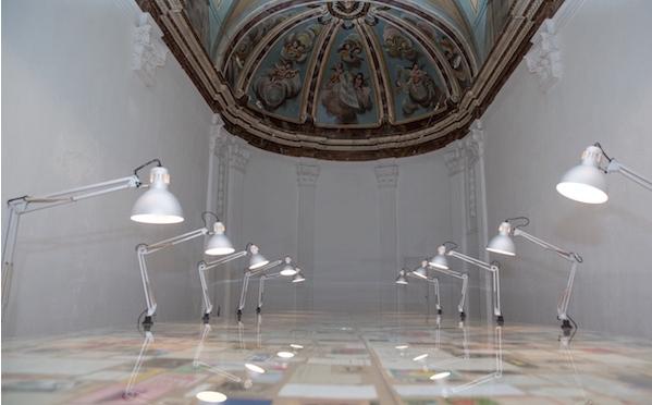 Visita guiada a l'exposició d'Enric Farrés Duran