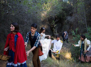 El GTP estrena Dins del Bosc (Into the woods)