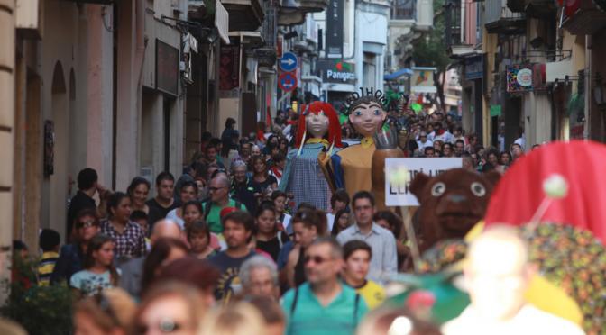 Viu a Valls, la fira de Santa Úrsula