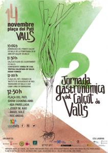 Jornada Gastronòmica Cuina del Calçot de Valls