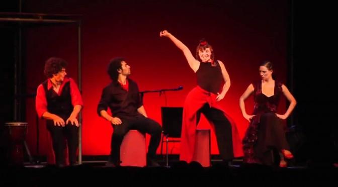 """El flamenc i el circ es fusionen aquest dissabte a """"Malaje"""""""