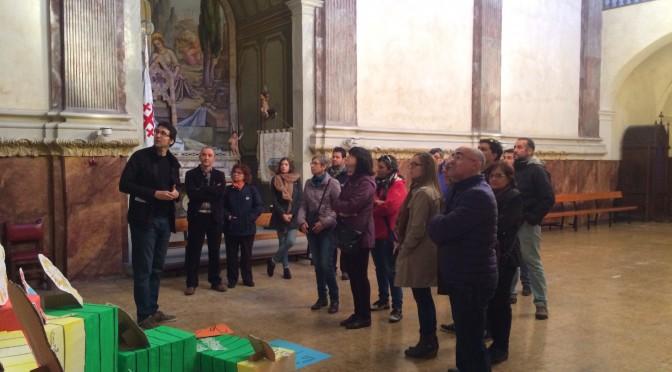 Les llegendes de Valls en una visita guiada gratuïta
