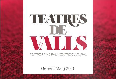 A la venda les entrades de la nova programació de Teatres de Valls