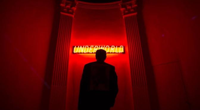 "L' ""Underworld"" de Marcel Pey a la Capella Sant Roc"