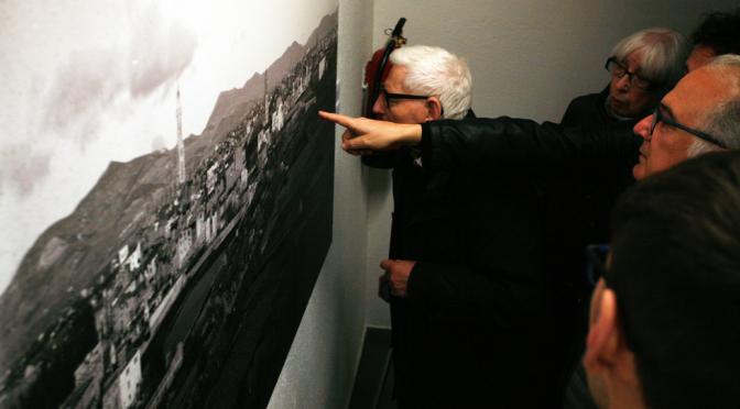 L'obra de Ramon Rozada en una exposició