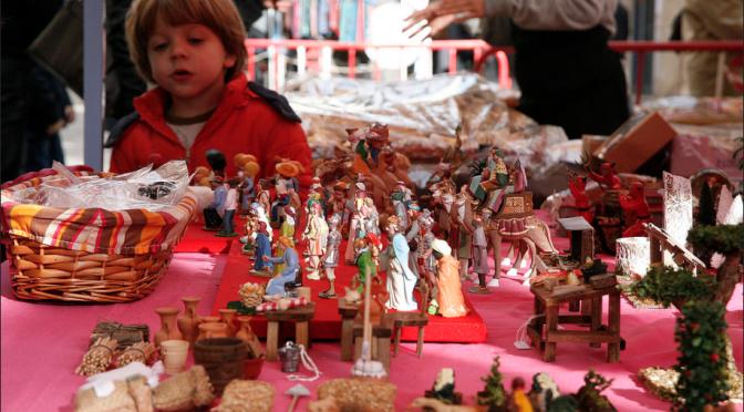 El Mercat de Nadal i la Fira de Capons, els dies 16 i 17 de desembre