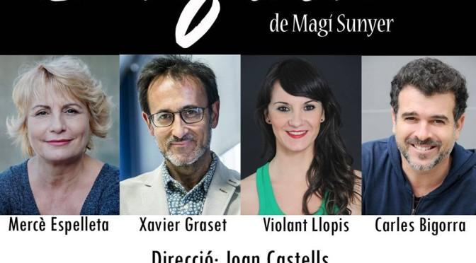 Safira, de Magí Sunyer, dissabte al Principal de Valls.
