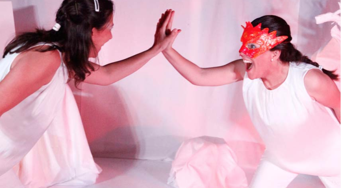 L'arbre de la vida, una proposta de teatre per a nadons