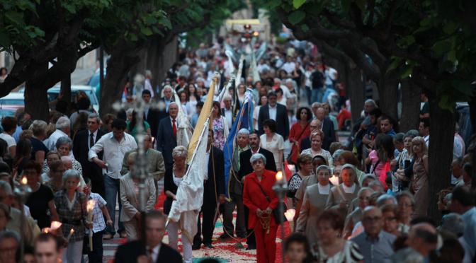 El Corpus amb més història el viuràs a Valls